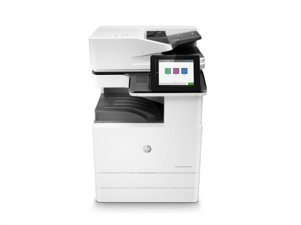HP color multifunction printer model E77830dn