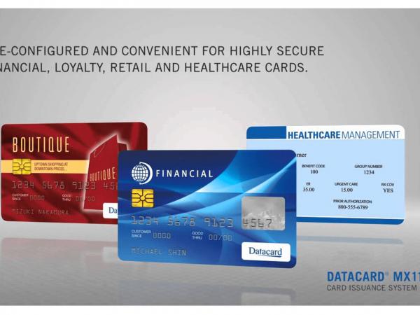 Datacard® MX2100