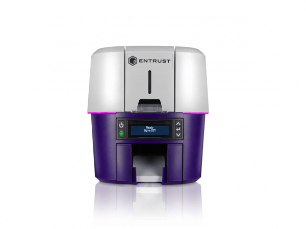 ENTRUST SIGMA DS1 DIRECT-TO-CARD PRINTER