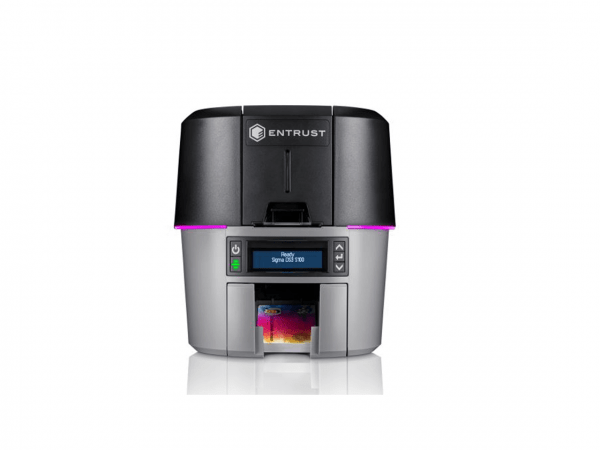 ENTRUST SIGMA DS3 DIRECT-TO-CARD PRINTER
