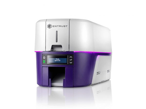 ENTRUST SIGMA DS2 DIRECT-TO-CARD PRINTER